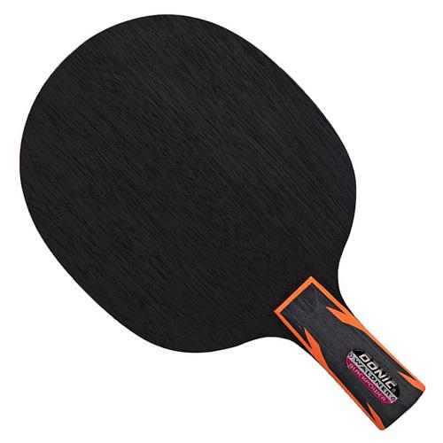 多尼克黑色力量乒乓底板试打测评