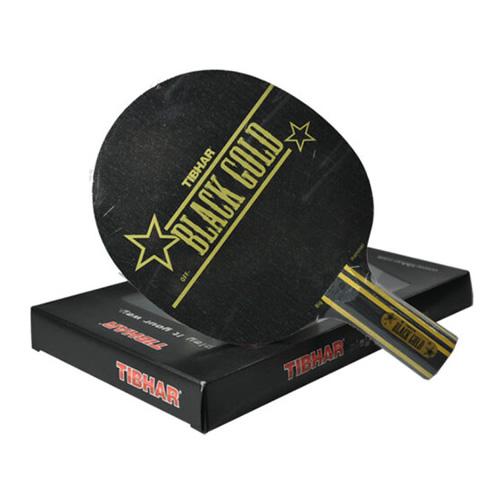 挺拔BLACK GOLD炫金大锤乒乓球底板