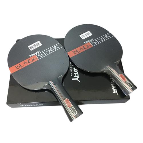 挺拔BLACK SILVER炫银乒乓球底板