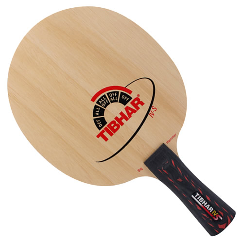 挺拔IV-L SGS四门重炮乒乓球底板