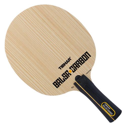 挺拔BALSA CARBON巴沙碳皇乒乓球底板