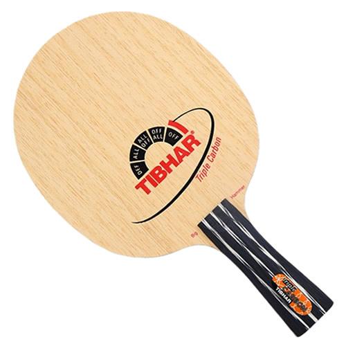 挺拔TRIPLE CARBON锤霸三碳皇乒乓球底板
