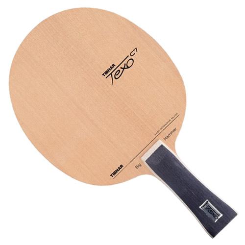 挺拔TEXO C7探索乒乓球底板