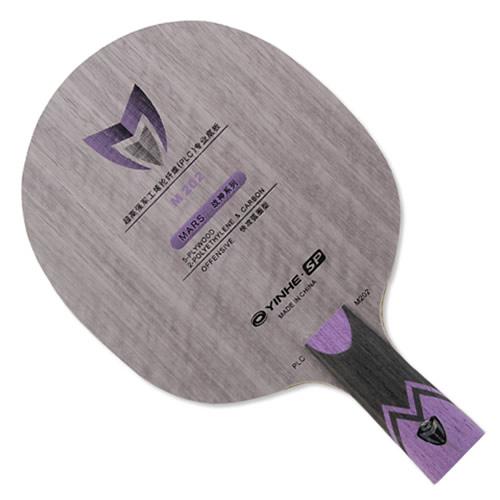 银河PLC战神M202乒乓球底板