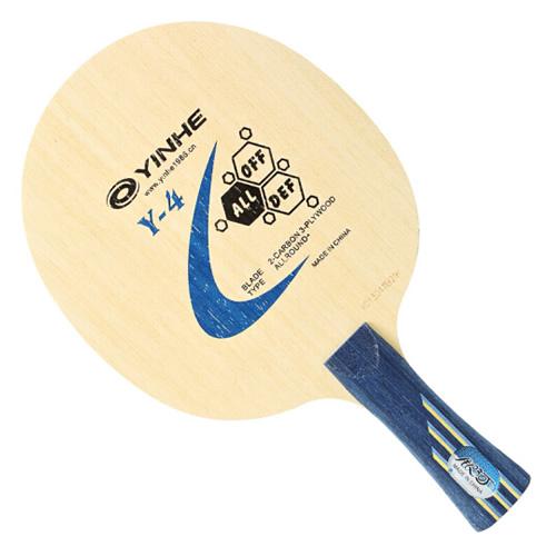 银河薄碳Y-4乒乓球底板
