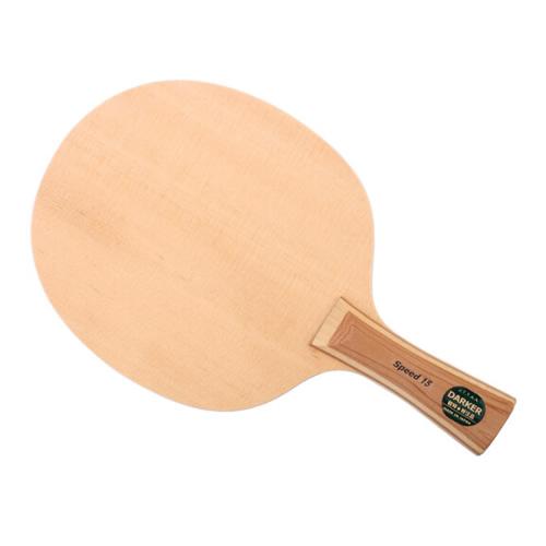 达克SPEED15单桧乒乓球底板