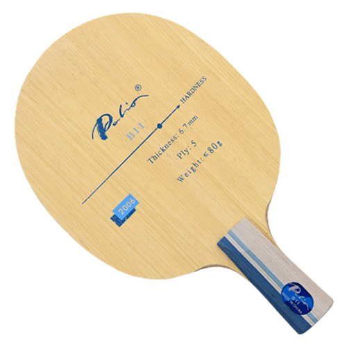 拍里奥B11乒乓球底板