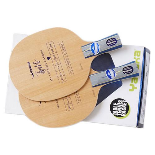 亚萨卡YSC马软碳乒乓球底板