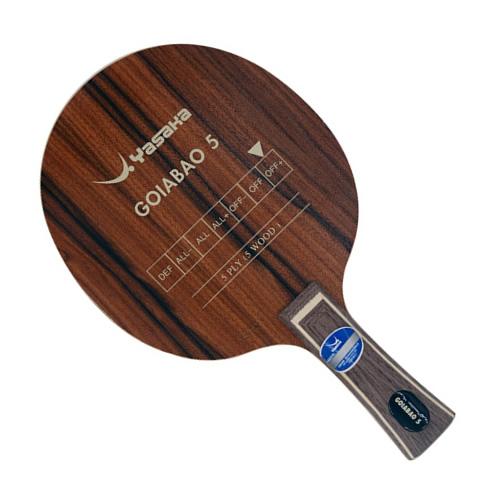亚萨卡GOIABAO 5(玫瑰5)乒乓球底板图1高清图片