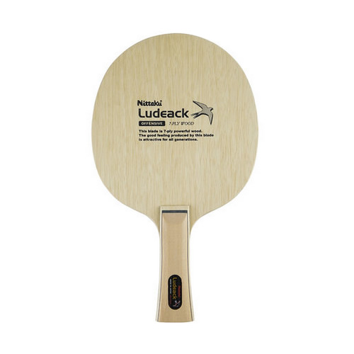 尼塔库Ludeack小鸟羽乒乓球底板