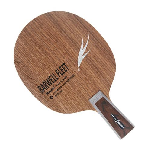 尼塔库BARWELL FLEET(黑玻鸟羽)乒乓球底板