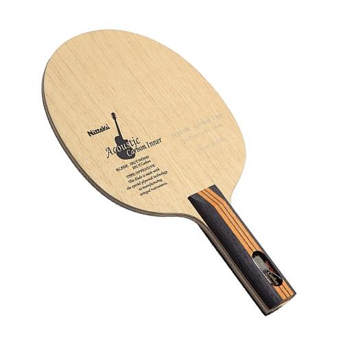 尼塔库Acoustic Carbon(碳素木吉他)乒乓球底板