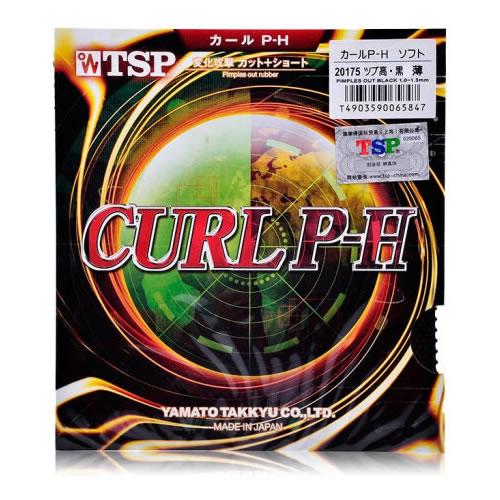 TSP大和CURL P-H乒乓球套胶高清图片