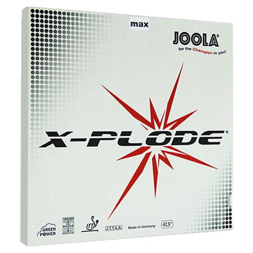 优拉X-PLODE乒乓球套胶
