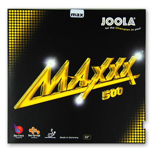 优拉MAXXX 500乒乓球套胶