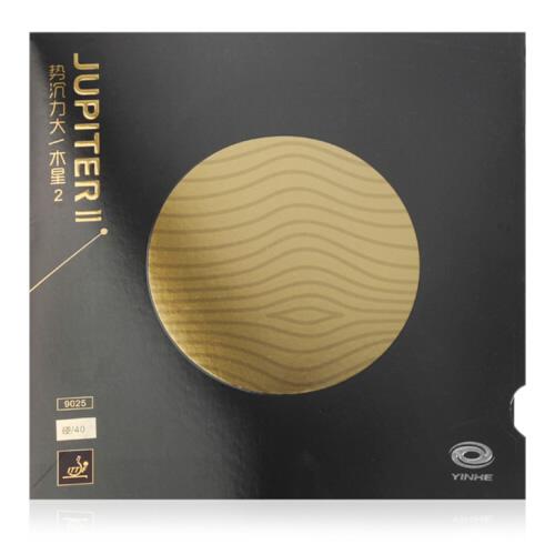 银河Jupiter木星2乒乓球套胶