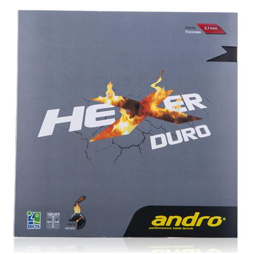 岸度HEXER DURO(黑煞D)乒乓球套胶