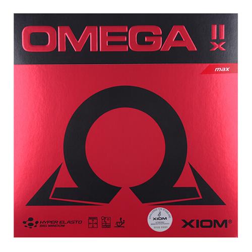 骄猛OMEGA II X(欧米茄)乒乓球套胶