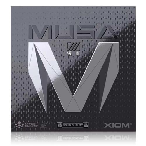 骄猛MUSA 3(银魔3)乒乓球套胶