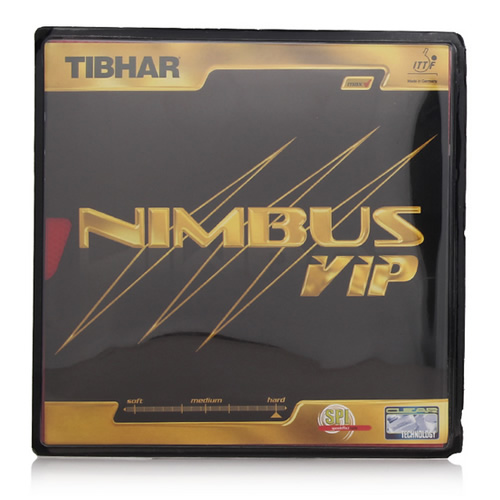 挺拔NIMBUS VIP灵气王乒乓球套胶