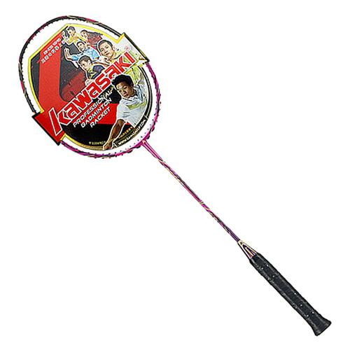 川崎蜘蛛侠SP-9900II羽毛球拍