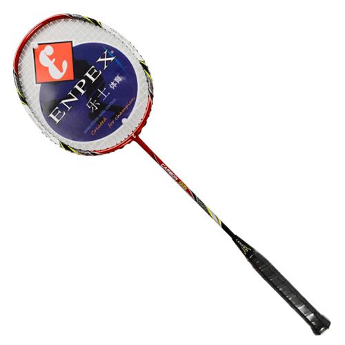 乐士002羽毛球拍