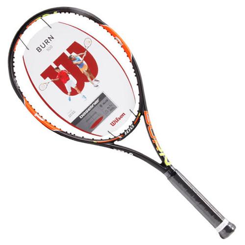 威尔胜BURN 100网球拍