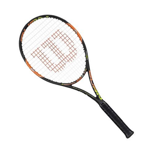 威尔胜BURN 100S网球拍