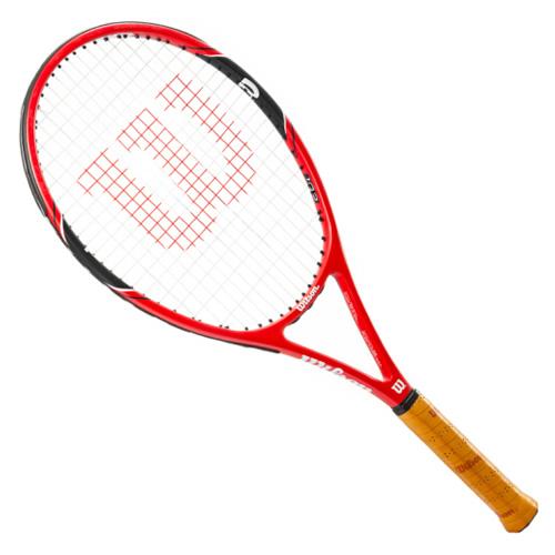 威尔胜Federer 100网球拍