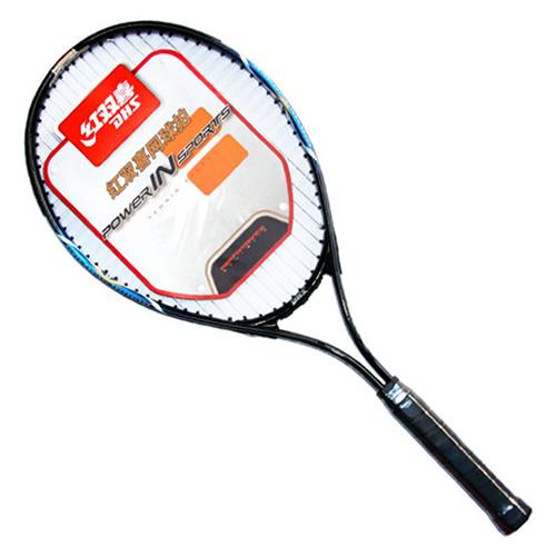 红双喜酷黑290网球拍