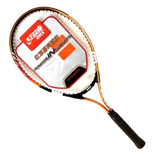 红双喜潮棕282网球拍