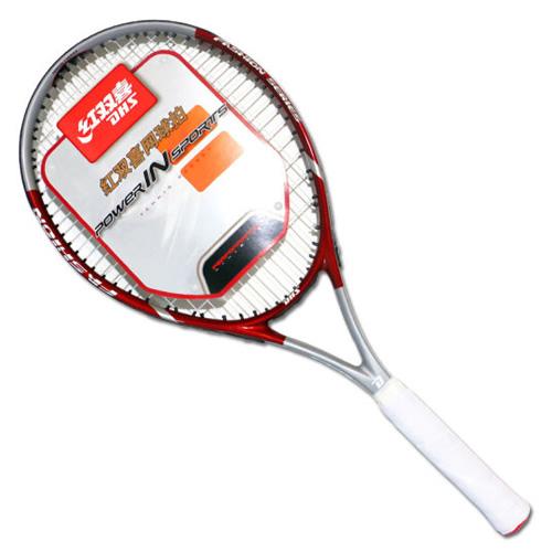 红双喜魅红681网球拍