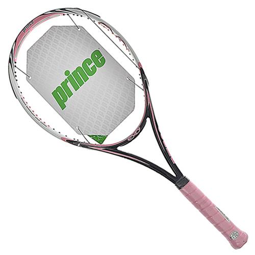 王子Hybrid Pink 102网球拍