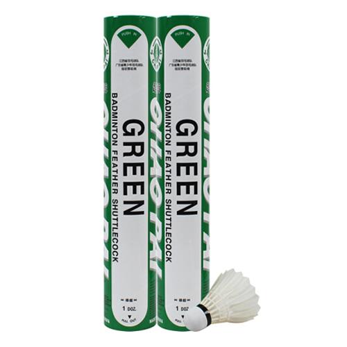 绿超羽毛球