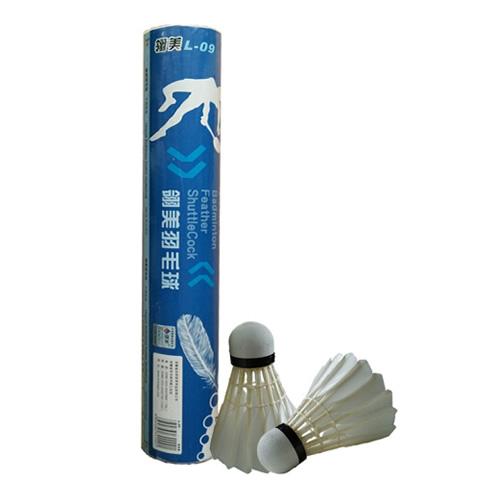 翎美L-09羽毛球