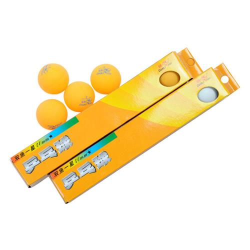双鱼一星乒乓球(6个装)