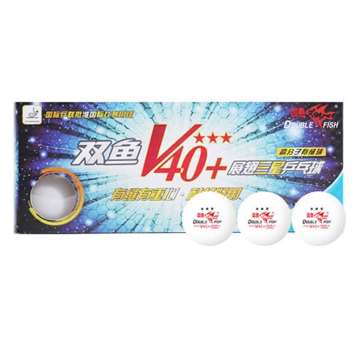 双鱼展翅V40+三星乒乓球