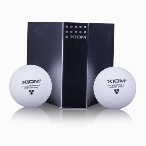 骄猛新材料40+无缝三星乒乓球