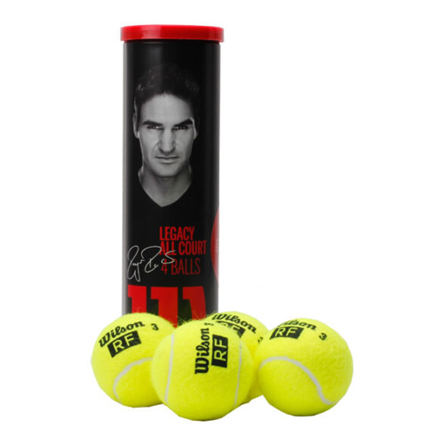 威尔胜费德勒签名款网球