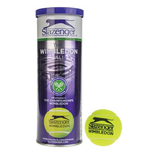 史莱辛格WIMBLEDON温网网球(3只装)