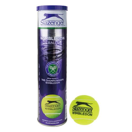 史莱辛格WIMBLEDON温网网球(4只装)