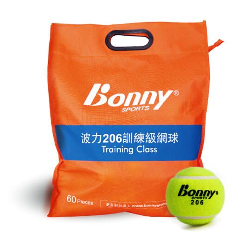 波力206训练网球