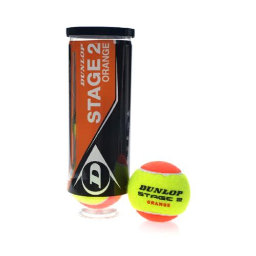 邓禄普STAGE 2 ORANGE网球