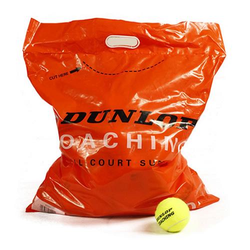 邓禄普coaching无压训练网球(60只装)