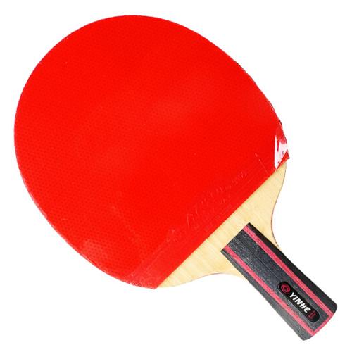 银河06D乒乓球拍高清图片