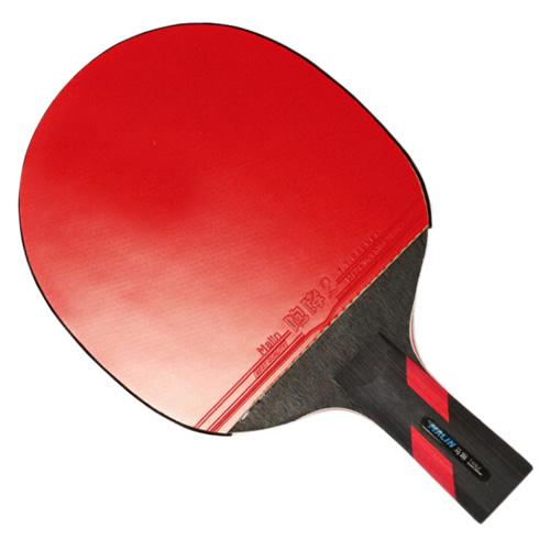 威德博威马琳红黑碳王乒乓球拍