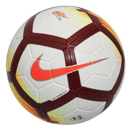 耐克中超足球联赛训练足球