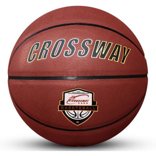 克洛斯威1649真皮手感7号篮球图5高清图片