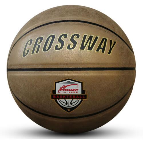 克洛斯威1649真皮手感7号篮球图1高清图片