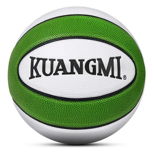 狂迷KMBB30双色比赛篮球